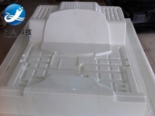 OEM design Fitness equipment ABS vacuum forming product