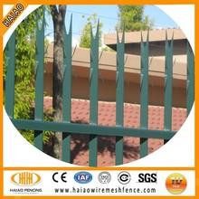 Beautiful Metal Garden Fencing / Park Guardrail Palisade / Pictures Garden Fence