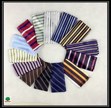 Economic hot-sale plain silk brand handkerchief