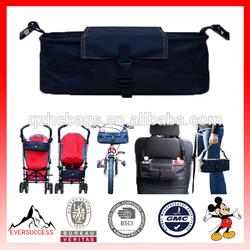 Hot Sale Convenient Diaper Bag Baby stroller organizer Bag with adjustable straps(ESSO001)