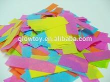 Bulk party tissue paper confetti foil paper confetti