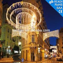 Outdoor Christmas decoration led motif light , led street lights