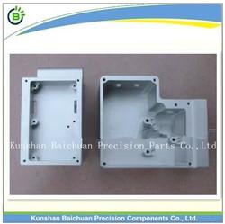 CNC computer gongs processing custom-made non-standard parts beech birch aluminum box