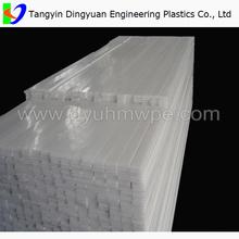 big corrosion-resistant UHMWPE sheets plastic sheet/panel/board manufacturer