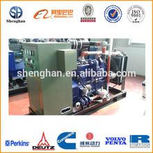 30kw 40kw 50kw small gas turbine generator methane plants