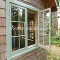 alta qualidade de alumínio grade de design francês do windows