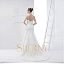 Sherny Bridals 2015 Custom High Quality Wedding Dresses Manufacturers China