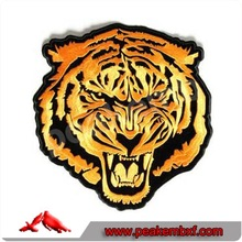 Beautiful Saw on Patch Tiger Embroidery Digitize High Quanlity