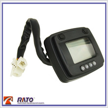 RATO ATV spare parts, ISO9001 quality 250cc digital motorcycle/ATV speed meter sales in Mexico
