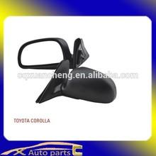 car accessories auto body parts for TOYOTA parts COROLLA side mirror