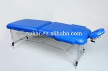 Hot Sale Portable Aluminum Massage Table