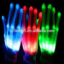 led light up glove party lighting led glove