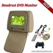 facotry supply SD, ms, mmc USB CD MP4 headrest monitor for honda crv