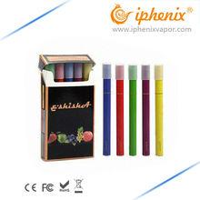 2014 hot selling e shisha pen free sample 500puffs disposable e Hookah pen electronic shisha with huge vapor