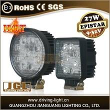 High quality and high power auto cree LED work lights car work light led 12v