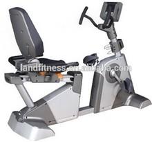 LDE-02 Recumbent Bike/Commercial Fitness Machine/Gym Equipment/Exercise Bike/Cycling/Upright/Fitness/Cardio/Aerobic
