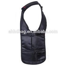 Anti Theft Hidden Underarm Shoulder Bag Holster Black Nylon Multifunction Inspector Shoulder Bag