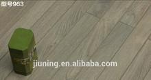 Lasted design gray laminate flooring for Herringbone