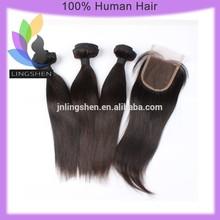 Virgin Brazilian Hair Top Closure Virgin Hair Closure Cheap Free Part Lace Closure
