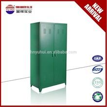 modern home furniture metal design wardrobe closet sale / cheap steel wardrobe dsign for sale