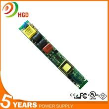 HG-502 22W 260mA China Power Wholesale T8 driver led tube light switching power