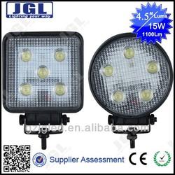 Atv 4x4 Xenon work light,led driving light,1100-2200Lm,waterproof IP68