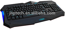 Latest Computer Gaming Keyboard with LED Light/USB Port