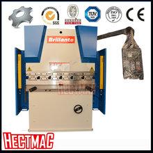 hect WC67K/WC67Y CNC hydraulic steel press brake/bending machine