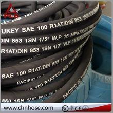 Hose fittings for U.S. market hydraulic/high pressure hoses
