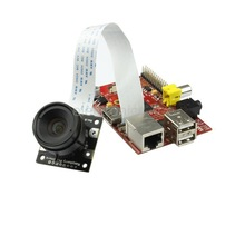 5 MP OV5647 Sensor Raspberry Pi NOIR Camera Board /w CS mount Lens fully compatible with official module