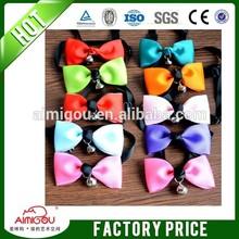 2015 Wholesale cute cheap bow tie cat collar