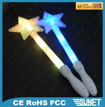 promotion electronic party led flashing stick - OBI Supplier--BSCI audited by TUV