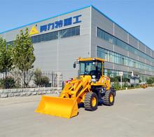 1200kg agricultural equipment power trailer