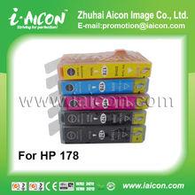 For hp ink cartridge 178 (CN684HE/CB322HE/CB323HE/CB324HE/CB325HE)
