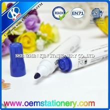 cheap fancy pens/black whiteboard pen/skin marker pen