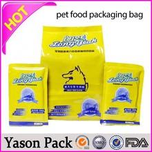 Yason juice packaging bag with spout transparent reusable bags aluminum foil jelly cup sealing film