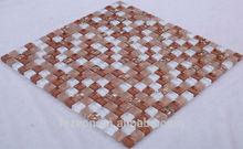 factory mosaic glass tile, crystal glass mosaic tiles
