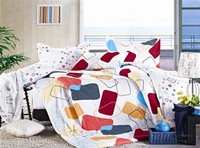 custom printed bed linen, russian bed linen