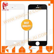 KING-JU Hot sellings in Shenzhen For iphone 5 touch glass assembly,For iphone 5 only screen