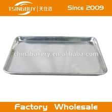 Aluminum sheet pan/34 x 43cm baking trays/ baking pan and wire rack