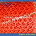 Migliore qualità e basso prezzo forma di esagonale rete metallica di plastica(produttore)