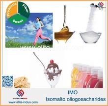 IMO (Isomalto Oligosaccharide) Helps maintain healthy Cholesterol level