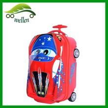 2015 wheels travel cars trolley duffel bag