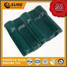 Professional fiberglass spanish roofing tiles