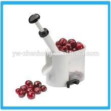 Newest Fruit Corer Cherry Pitter/Plastic Kitchen Gadgets Cherry Pitter