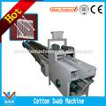De alto rendimiento del brote del algodón / swab que hace la máquina con 1200 pc /