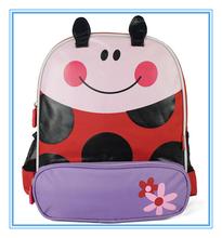 Bee print zoo pack kids cartoon backpack cartoon kids bag