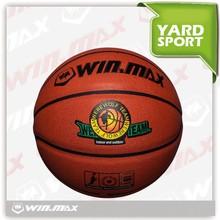 Winmax practice CPU basketball/custom basketball practice /inflatable basketball