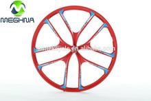 Aluminium magnesium alloy bicycle wheel R5