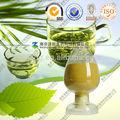el té verde de la fábrica